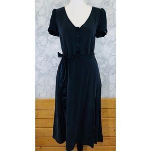 marc jacobs 100% silk dress
